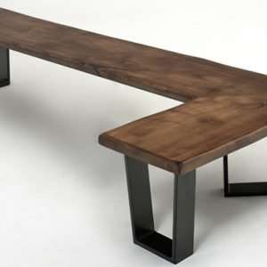L Shape Bench By Furniture ART Company