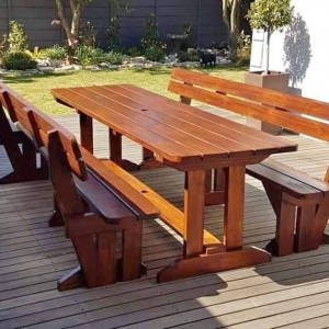 Picnic Table By Furniture ART Company