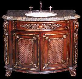 Antique Bathroom Cupboards By Furniture ART Company