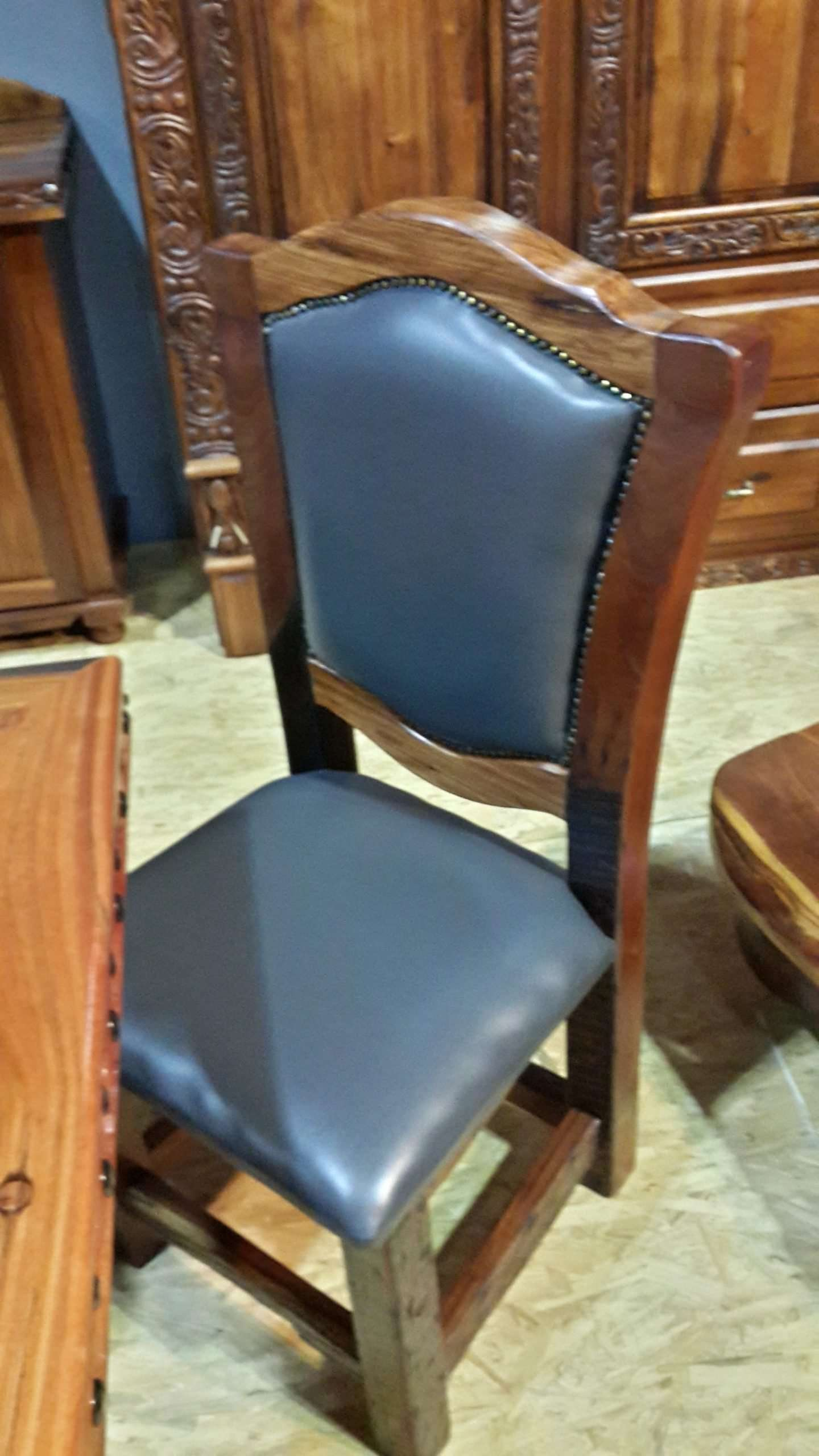 Leather Dinning Room Chair By Furniture ART Company