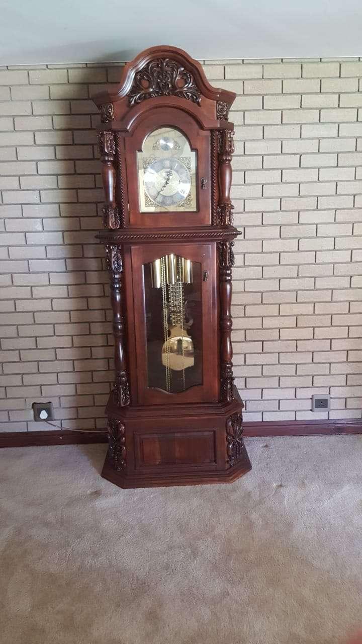 Grandfather Clock By Furniture ART Company