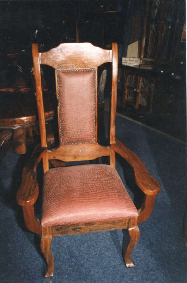 Leather Chair By Furniture ART Company