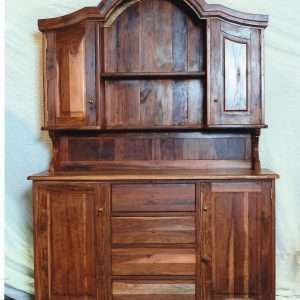 Art Deco Wood Server By Furniture ART Company