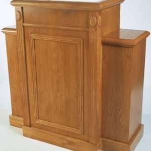 Church Pulpit By Furniture ART Company