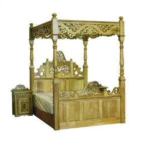 Pillar Bed By Furniture ART Company