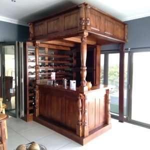 Custom Made Bar / Pub Furniture ART Company