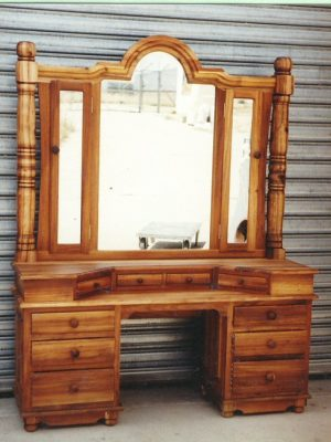 Wooden Dressing Table By Furniture ART Company